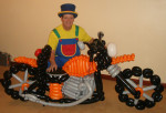 Mr B Loon Balloon bike