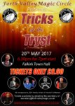 Tricks at the Tryst 2017