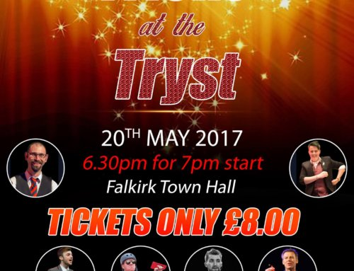 Announcing… Tricks at the Tryst 2017!