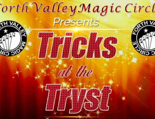 Tricks At The Tryst 2018