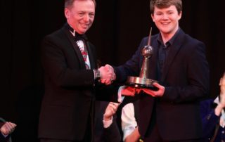Adam Black Magic Circle Young Magician Of The Year